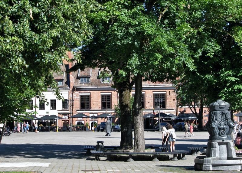 Kaunas_Altstadt