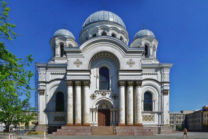 Kaunas_ehemalige_Garnisonskirche