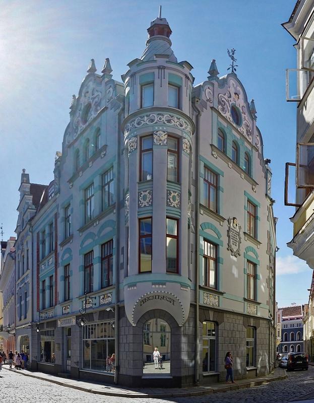 Tallinn_Reichmanns_Haus_erbaut_von_Jacques_Rosenbaum