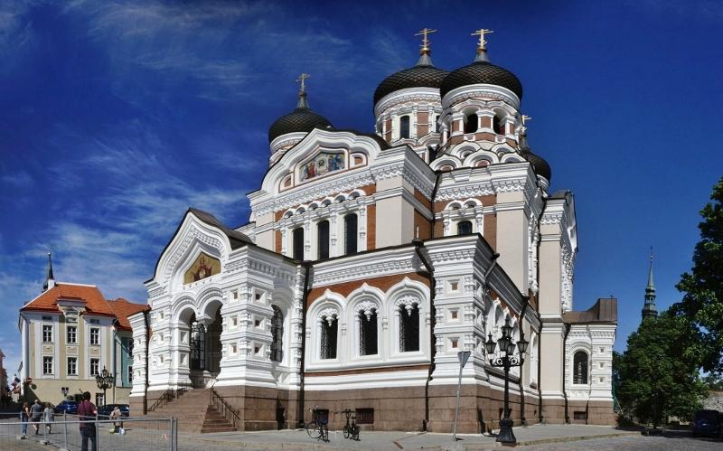 Tallinn_orthodoxe_Alexander_Newski_Kathedrale